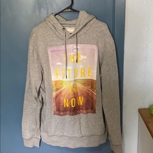 """""""The Future is Now"""" Aeropostale Hoodie L"""